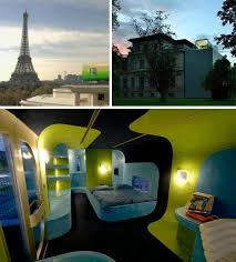 Hotel Ideas Art Gallery Hotel Postmodern Mobile Room As A Museum