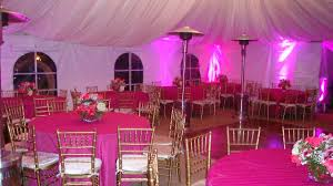 party rental los angeles tent rentals los angeles