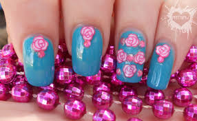 nail art 40 surprising flower nail art designs pictures concept