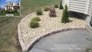 Landscaping Edging Ideas Landscape Edging Ideas Stone Home Design Ideas