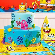 spongebob cake ideas bottom birthday click for the step by step how to for
