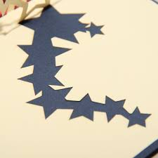 many stars handmade u0026 creative heart 3d pop up gift u0026 greeting