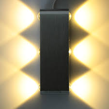 sell modern 6 1w led wall light bed lamp el restroom bathroom