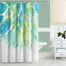 Mint Blue Curtains Best 25 Turquoise Shower Curtains Ideas On Pinterest Mermaid