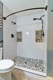floor designs pebble tile shower cleners designs floor care dayofcourage org