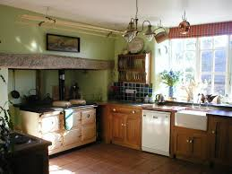 Farmhouse Style Kitchen Cabinets Interiors 30 Rustic Rooms That Perfectly Embody Farmhouse Style