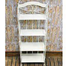 Bakers Rack Shelves 31 Antique White Coat Rack Wall Towel Hook Coat Rack Antique