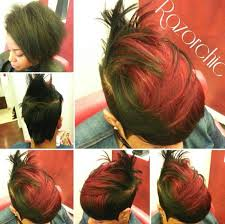 razor chic hairstyles ideas about razor chic of atlanta relaxer techniques cute