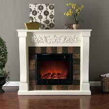 electric heaters fireplaces fireplace logs insert design ideas