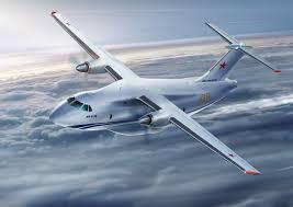 Il 112v light military transport aircraft russia thai military