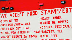 for more than a million food stamp recipients the clock is now