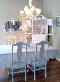 olivia u0027s romantic home shabby chic dining room