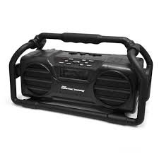 amazon black friday mp3 credit amazon com pyle industrial boombox bluetooth stereo speaker