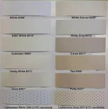 Alabaster Blinds Vertical Blinds Color Chart U2013 Commercial Drapes And Blinds