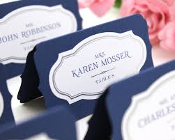 Unique Place Cards Custom Place Cards Wedding Escort Cards Printed Or Blank