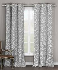 Eclipse Grommet Blackout Curtains Duck River Textile Gray Harris Blackout Curtain Panel Set Of Two