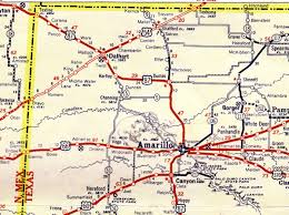 Panhandle Of Florida Map by Corlena Gem Of The Texas Panhandle Tennessee To Texas
