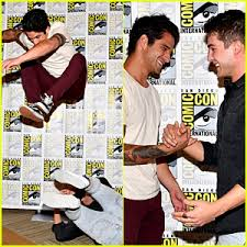 Hit The Floor Qartulad - dylan sprayberry photos news and videos just jared