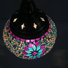 Mosaic Pendant Lighting by Discount Wholesale Made In China Turkish Handicraft Mosaic Single