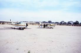 general aviation what make and model are these two small