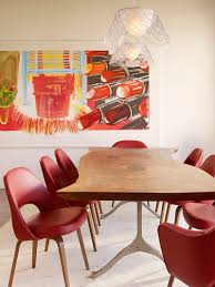 color feast when to use red in the dining room