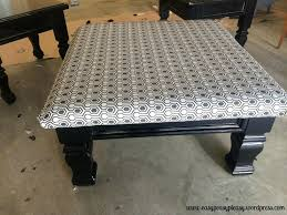 Coffee Table Ottoman Combo Large Square Ottoman Coffee Table Large Size Of Coffee Ottoman