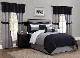 Ivory Comforter Set King Total Fab Black And Ivory Comforter U0026 Bedding Sets