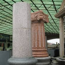 Stone Banister Granite Column Products Granite Columns Granite Banister