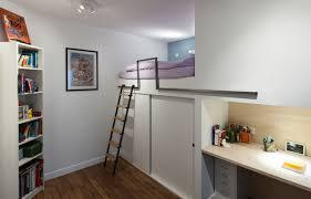 chambre enfant mezzanine chambre d enfant avec mezzanine contemporain chambre d enfant