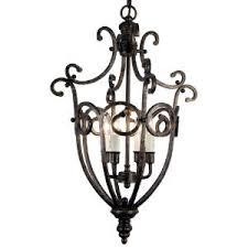 wrought iron foyer light checkolite 10837 38 fiore small 4 light chandelier aged copper