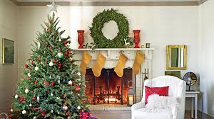 christmas mantel decor christmas mantel decorating ideas southern living