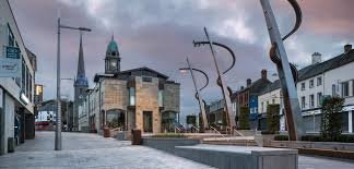 over 500k invested and 100 jobs created in lisburn city centre bam