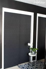 Ideas For Sliding Closet Doors Door Alternatives Diy Get That Trendy Barn Door Look With This