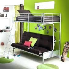 lit mezzanine avec canape lit mezzanine banquette clic clac lit mezzanine 2 places avec canape