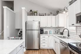 paint stained kitchen cabinets pros and cons painted vs stained kitchen cabinets