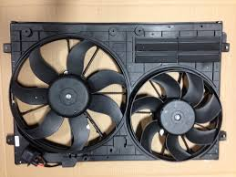 vw3117106 new replacement cooling fan assembly oem 1k0121205ad9b9