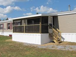 porch plans for mobile homes awesome 70 porch designs for mobile homes design ideas of 45 great