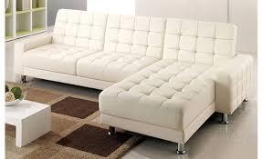 canapé blanc d angle callisto canapés d angle salon salle à manger