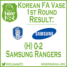 Fa Vase Results 2014 Hite Jinro Fc U2013 Part 4 Amateur Division 1 Rounds 6 To 10 Plus Cup