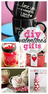 Homemade Valentines Day Gifts by Diy Valentines Day Gifts