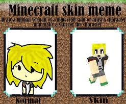 Meme Minecraft - minecraft meme by obsidian girl on deviantart