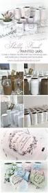 Mason Jar Bedroom Ideas Best 25 Painted Jars Ideas On Pinterest Painted Mason Jars