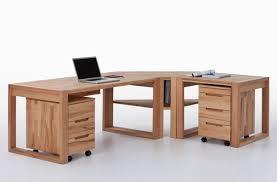 Schreibtisch Massivholz Schreibtisch Eckschreibtisch 5 Teilig Massive Kernbuche Oder