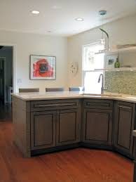 Kitchen Corner Wall Cabinets Astounding Kitchen Ideas Highlighting White Lacquer Wall Cabinet