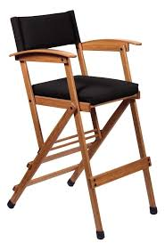 Folding Directors Chair Adorable Tall Folding Chair With Bar Stool Height Directors Chairs