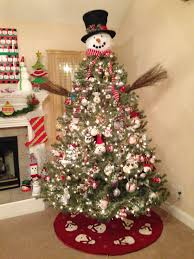 snowman christmas tree holidays pinterest snowman christmas