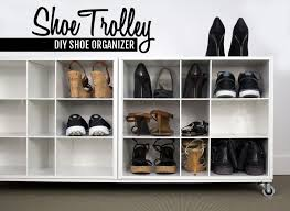 best 25 diy shoe organizer ideas on pinterest shoe storage 50