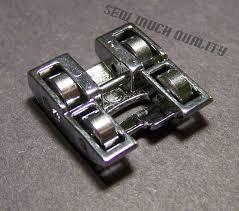 presser foot roller genuine husqvarna viking opal 650 670 690q