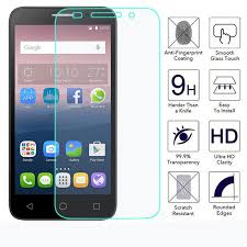 Popular Tempered Glass Film for Alcatel One Touch Pixi 3 Pixi 4 for  @BF16