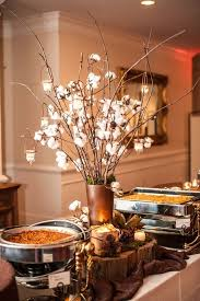 branch decor how to incorporate cotton into your wedding 30 ideas weddingomania